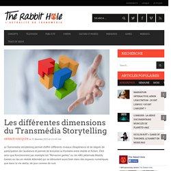 Les différentes dimensions du Transmédia Storytelling