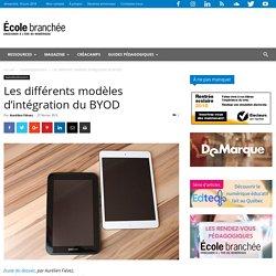 Les différents modèles d'intégration du BYOD - École branchée