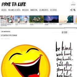 Les 10 différents types d'Humour – Paye Ta Life