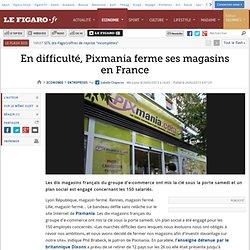 En difficulté, Pixmania ferme ses magasins en France