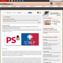 Un PS pris dans les difficultés du pouvoir et craignant de le perdre, une UMP paralysée dans ses divisions,…Le nouvel Economiste