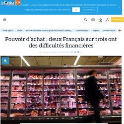 Pouvoir d'achat : deux Français sur trois ont des difficultés financières - Le Parisien