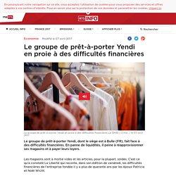 Le groupe de prêt-à-porter Yendi en proie à des difficultés financières - rts.ch - Economie