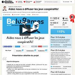 Aidez nous à diffuser les jeux coopératifs! présenté par Guillaume.Lenoble