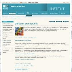 Diffusion grand public