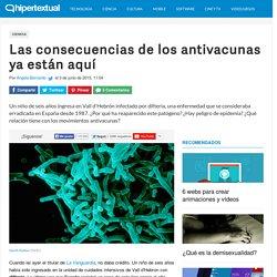 Difteria: ¿por qué reaparece en España después de 28 años?