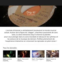 Dig it! - Musique électronique