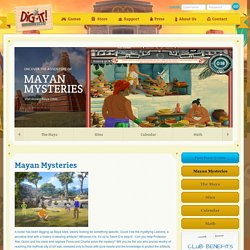 Dig It Games : Mayan Mysteries
