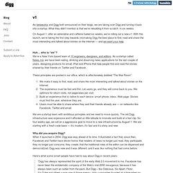 Blog, v1