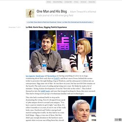 Le Web: Kevin Rose