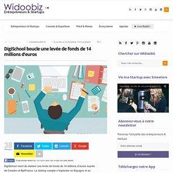 DigiSchool boucle une levée de fonds de 14 millions d'euros