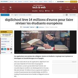 digiSchool lève 14 millions d'euros pour faire réviser les étudiants européens