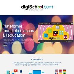 Plateforme mondiale d'accès à l'éducation