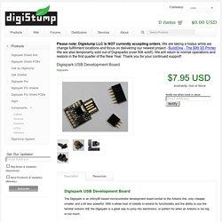 Digispark USB Development Board - Digistump