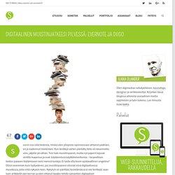 Digitaalinen muistinjatkeesi pilvessä: Evernote ja Diigo