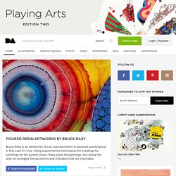 Digital Abstracts / Online Design Magazine / Interviews / Design Inspiration