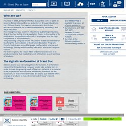 Grand Duc online, quick and easy to buy digital academic documents