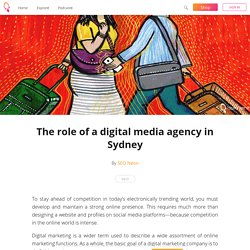The role of a digital media agency in Sydney - SEO Neon