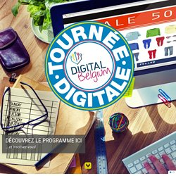 Digital Belgium - l'agenda numérique