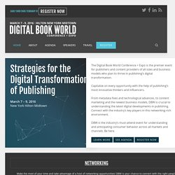 Digital Book World Conference 2012