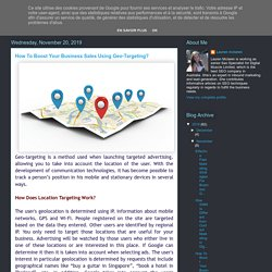 Digital Muscle: How To Boost Your Business Sales Using Geo-Targeting?