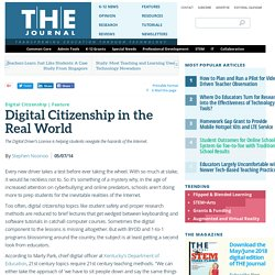 Digital Citizenship in the Real World