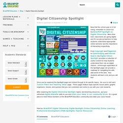 Digital Citizenship Spotlight