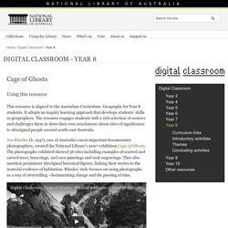 Digital Classroom - Year 8