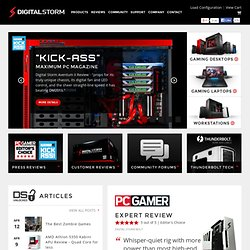 Gaming Computers – Gaming PC Custom Built | Digital Storm