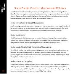 Digital and Creative Ideation Agency in Kolkata