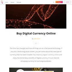 Buy Digital Currency Online