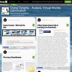 Digital Delights - Avatars