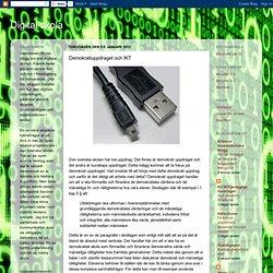 Demokratiuppdraget och IKT