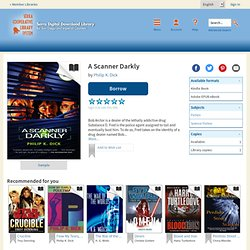 Serra Digital Download Library - A Scanner Darkly