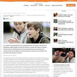 «Média digital et Droits de l'Enfant»