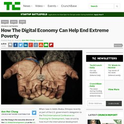How The Digital Economy Can Help End Extreme Poverty