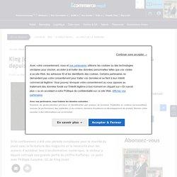 """King Jouet : """"Le digital enregistre une croissance de 65% depuis le début de l'année"""""""