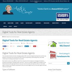 Digital Tools for Real Estate AgentsWarner Robins Real Estate – Warner Robins GA 31088