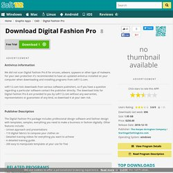 Digital Fashion Pro - Download
