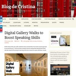 Digital Gallery Walks to Boost Speaking Skills