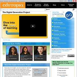The Digital Generation Project