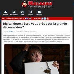 Digital detox : êtes-vous prêt pour la grande déconnexion ?