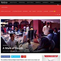 Digital Health ID: A Mark of Health
