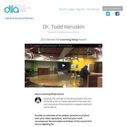 Digital Innovation in Learning Awards