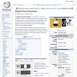 Digital Visual Interface - Wikipedia - Cyberfox