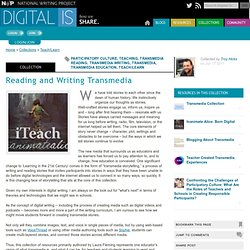 Reading and Writing Transmedia