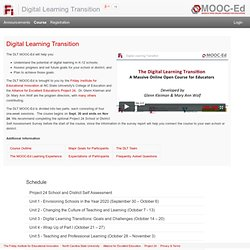 Digital Learning Transition - FI