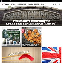 Browse Thrillist Nation