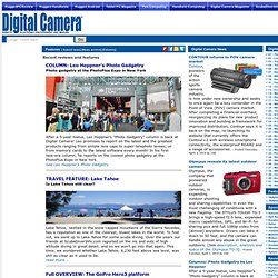 Digital Camera Magazine: Your Guide to Digital Imaging and Photography