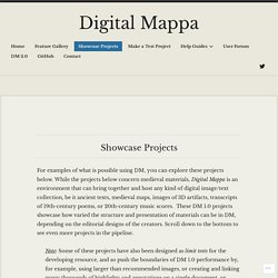 Digital Mappa
